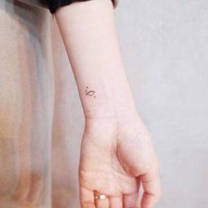 Les tatouages poignet discrets