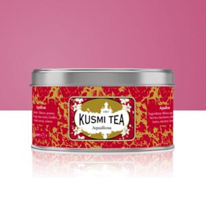 Aquarosa, KUSMI TEA