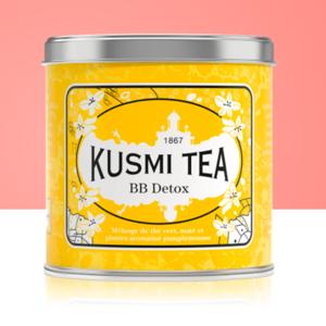 BB Detox, KUSMI TEA
