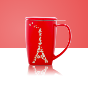 French Mug, KUSMI TEA