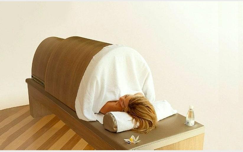 Zoom sur le sauna japonais et ses bienfaits minceur