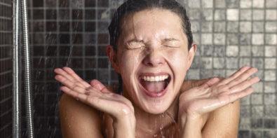 Combien de douches par semaine faut-il prendre ?