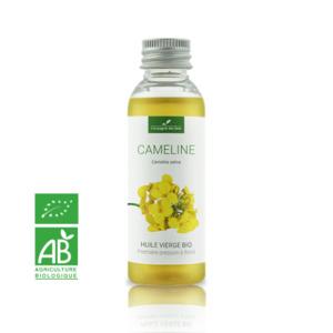 Cameline, huile végétale bio, LA COMPAGNIE DES SENS