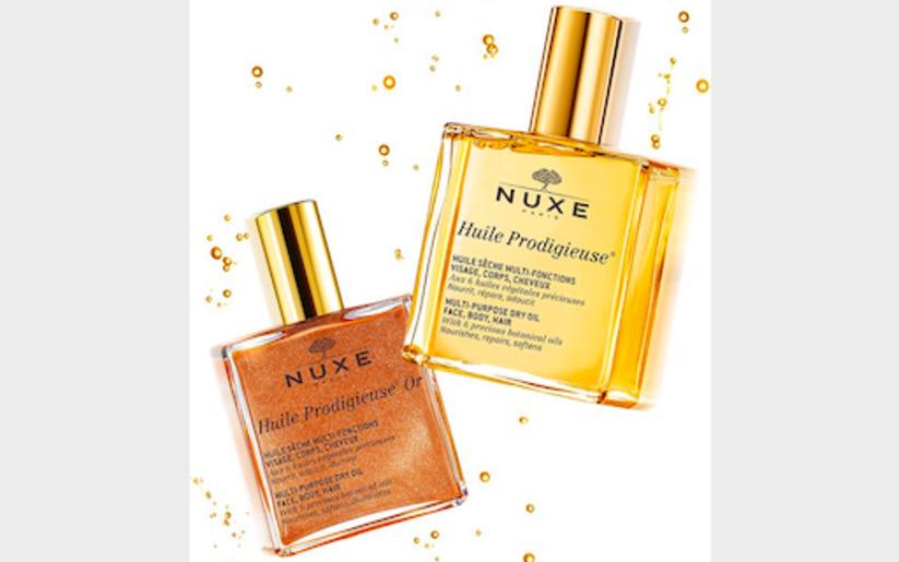 L'huile prodigieuse de Nuxe: une incontournable de sa trousse beauté!