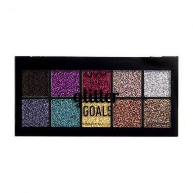 Glitter Goals Cream Pro Palette Nyx