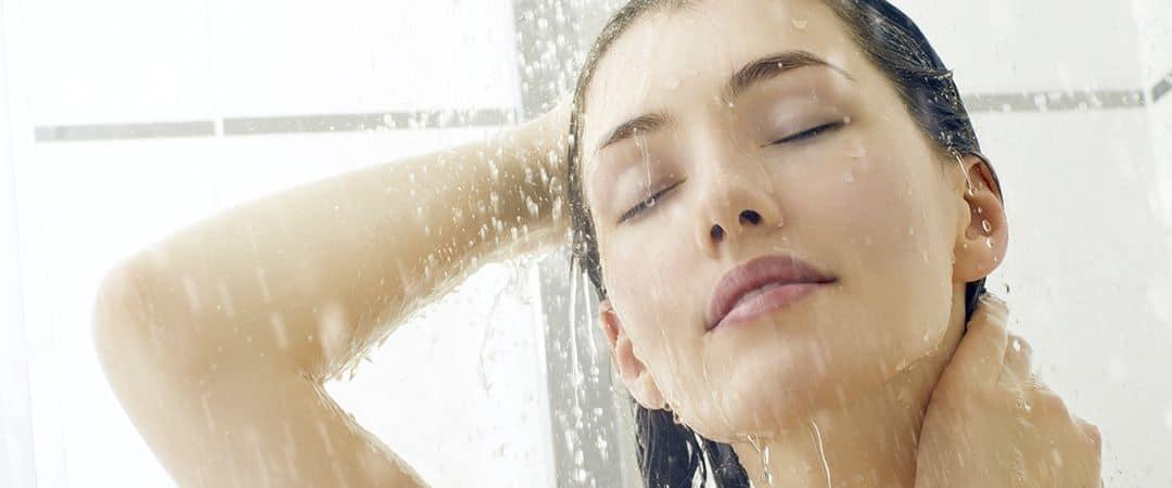 Huile de douche, un instant cocooning