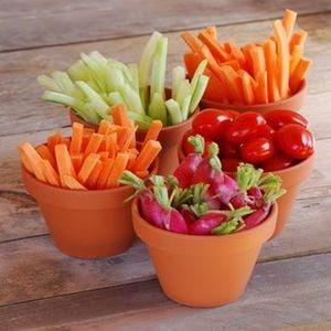 Les légumes de saison à croquer