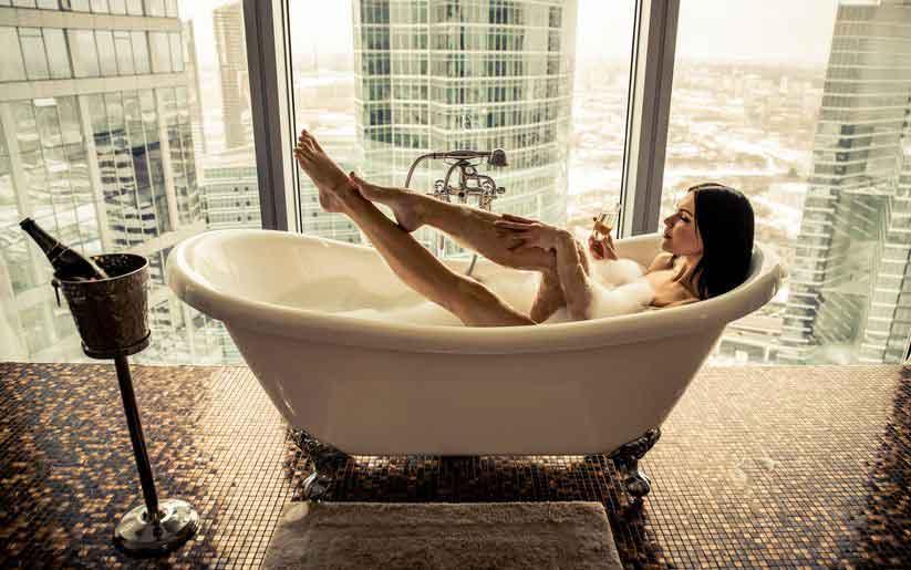 Sel de bain : un bienfait pour le corps