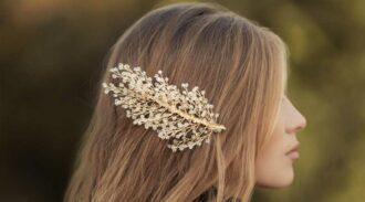 Barrette cheveux: l'accessoire mode tendance