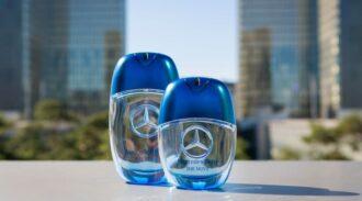 The Move de Mercedes-Benz : le nouveau parfum masculin enivrant