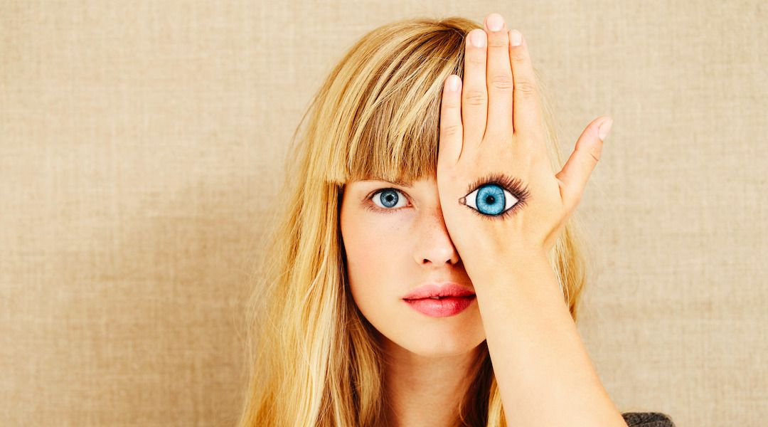 Au secours : j'ai les yeux gonflés !