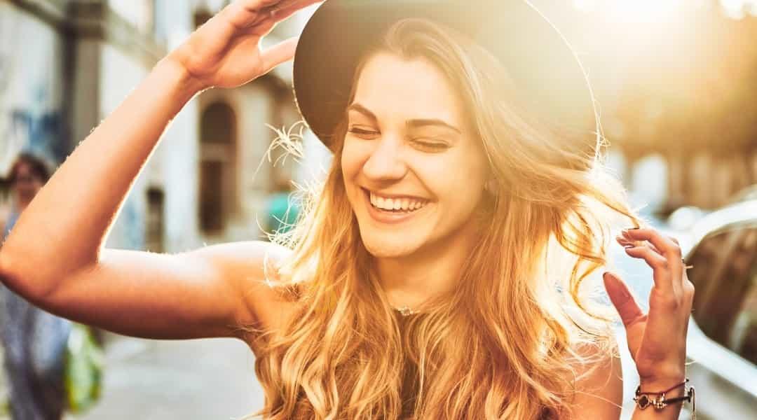Quels sont les bienfaits du sourire ?