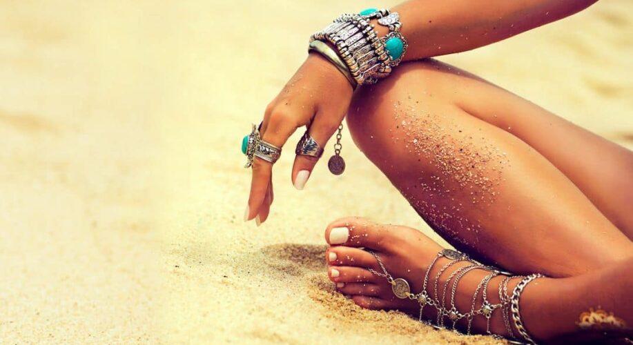 Cet été, faites sensation avec les bijoux de corps !