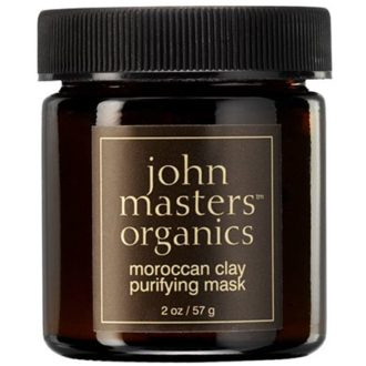 Masque argile verte de John Masters