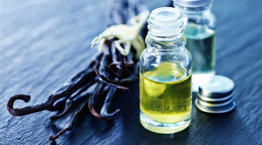 Parfum vanille, une histoire particulière