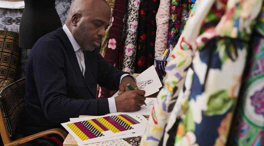 Duro Olowu, créateur de mode