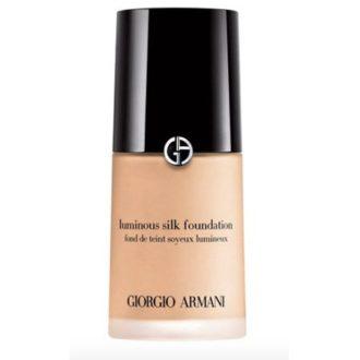 Luminous silk foundation d'Armani