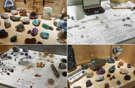 les différentes sortes de pierres