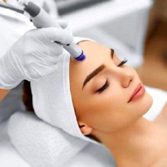 soin hydrafacial visage