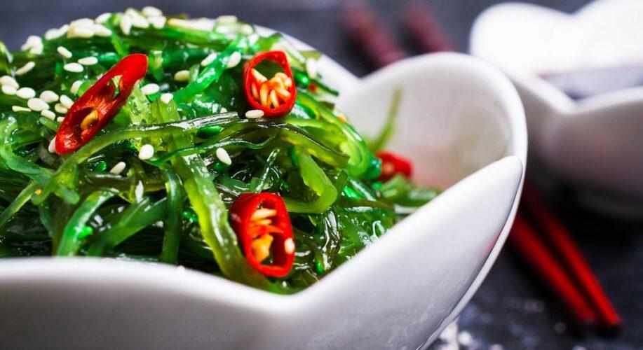 Bienfaits des algues dans notre assiette