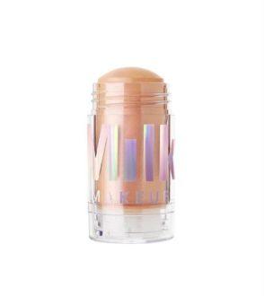 holographic milk makeup