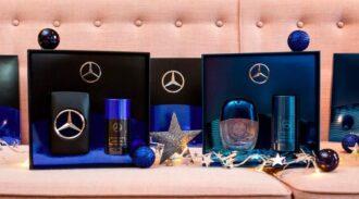 Les coffrets Mercedes-Benz Parfums: le cadeau luxe idéal pour les fêtes de noël!