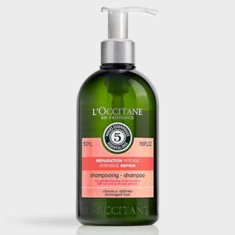 shampoing anti-pelliculaire de l'occitane