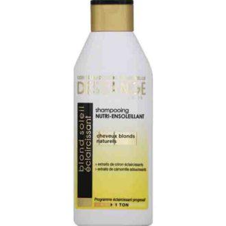 Shampoing nutri-ensoleillant blond soleil éclaircissant, DESSANGE