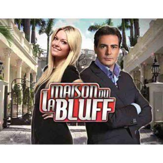 Caroline Receveur anime la Maison du Bluff