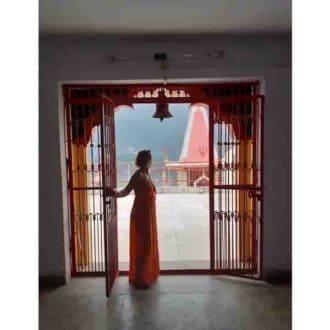Margaux Dirand à Rishikesh