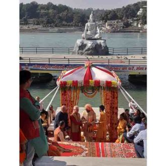 Cérémonie de mariage Hindou