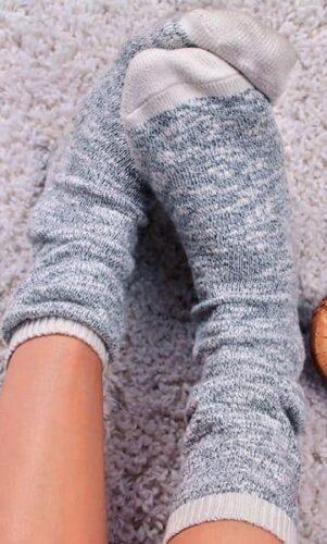 Le chausson exfoliant pied : l'essayer, c'est l'adopter !