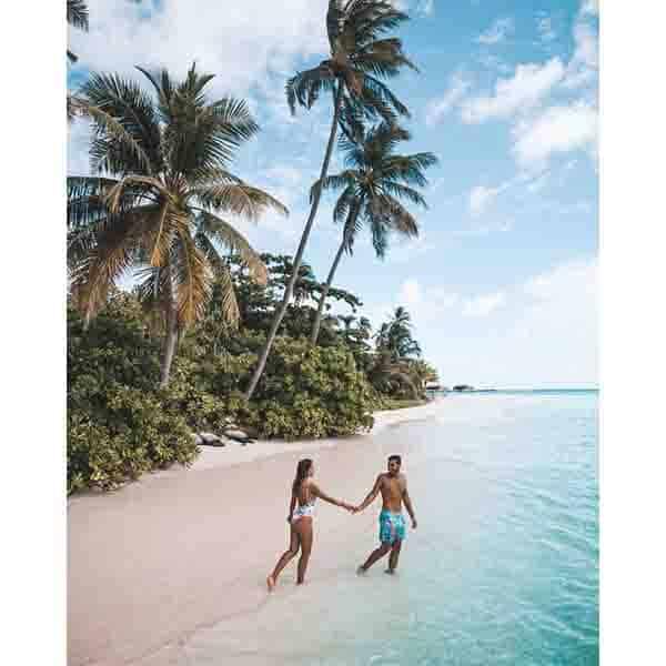 Les Maldives, destination à faire ne couple