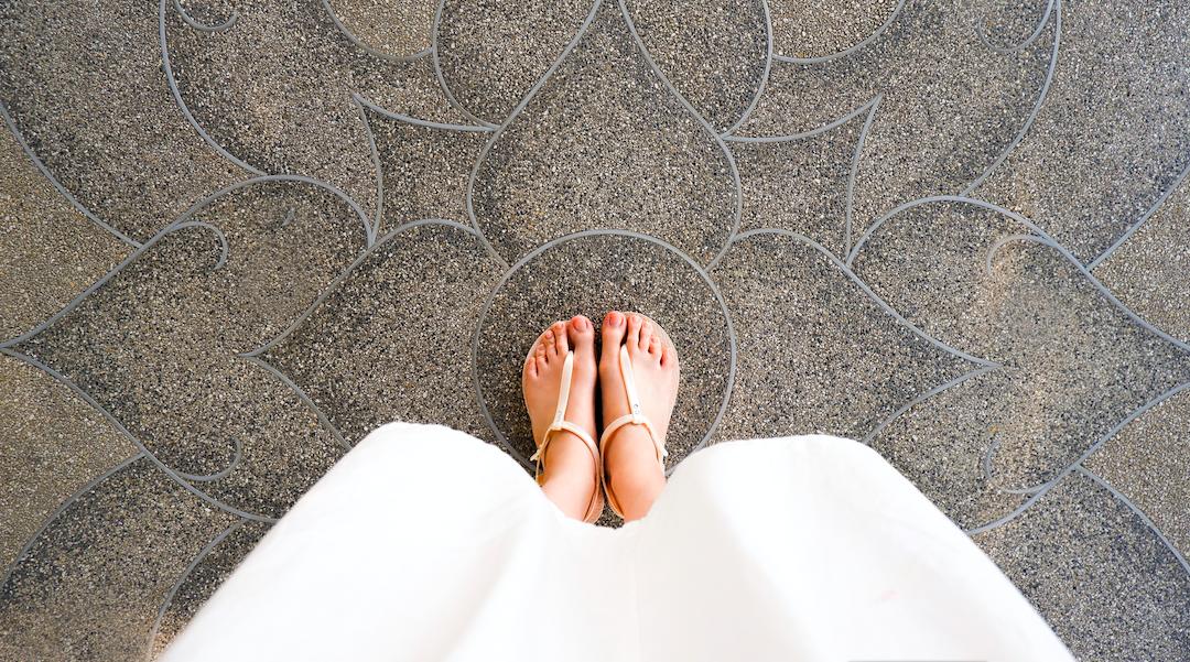 Forme des pied en dit long sur votre personnalité