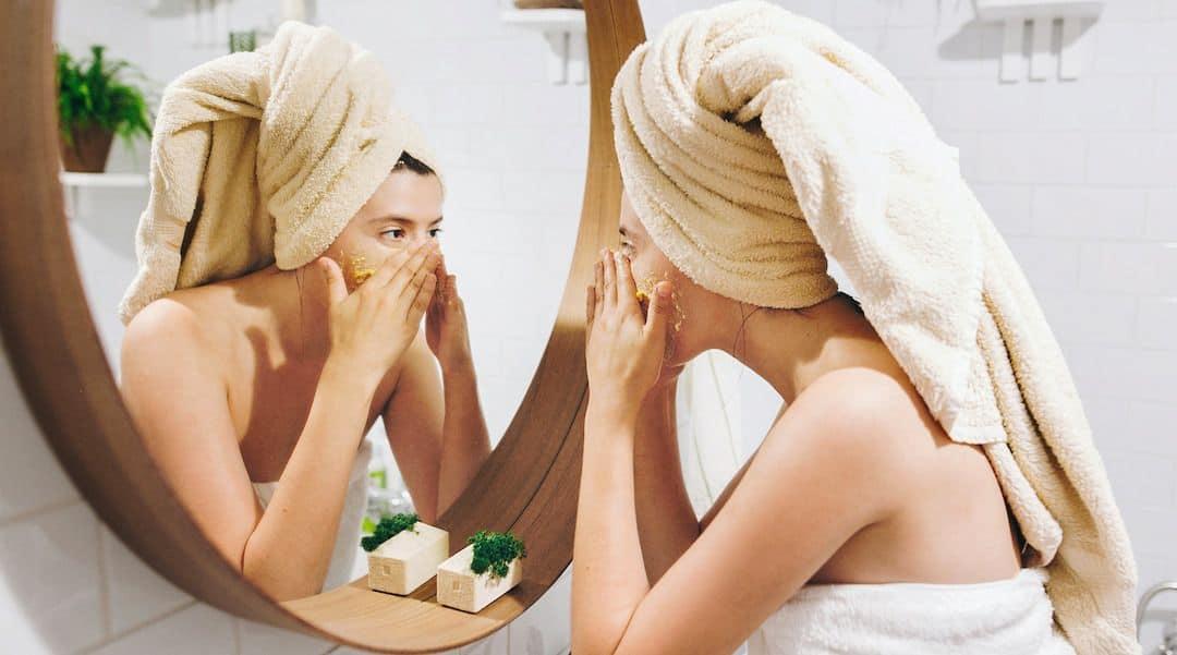 masques conte l'acné