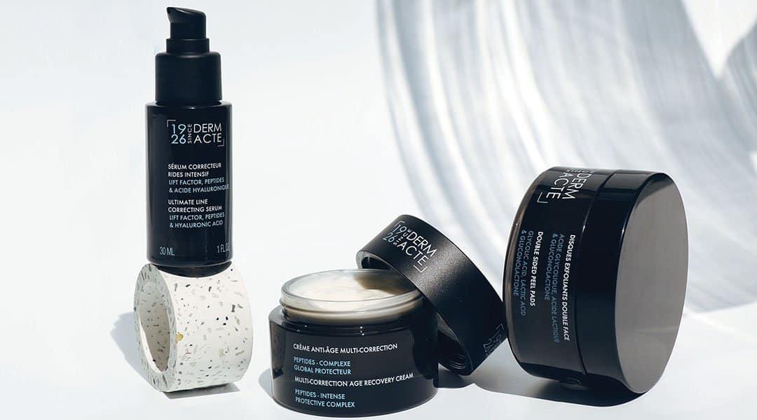 produits cosmétiques Derm Acte