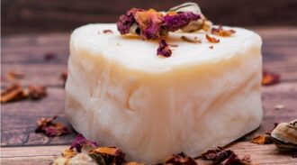 Le savon au lait de chèvre : un produit d'exception, dans l'air du temps