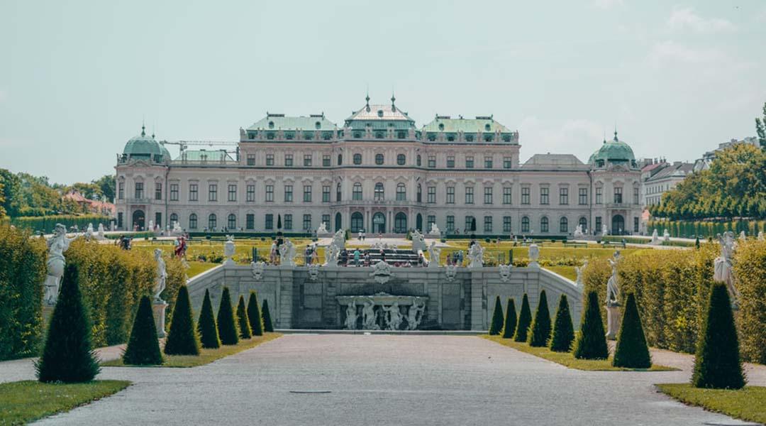 Vienne, en Autriche