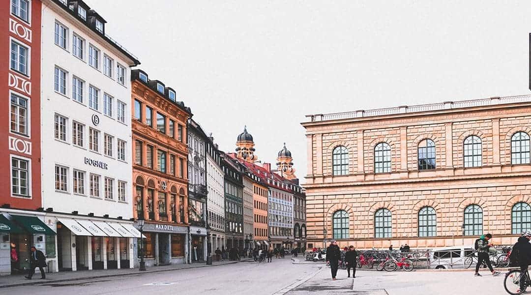 Munich parmi les villes les moins polluees