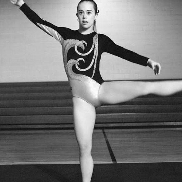 La gymnaste Chelsea Werner
