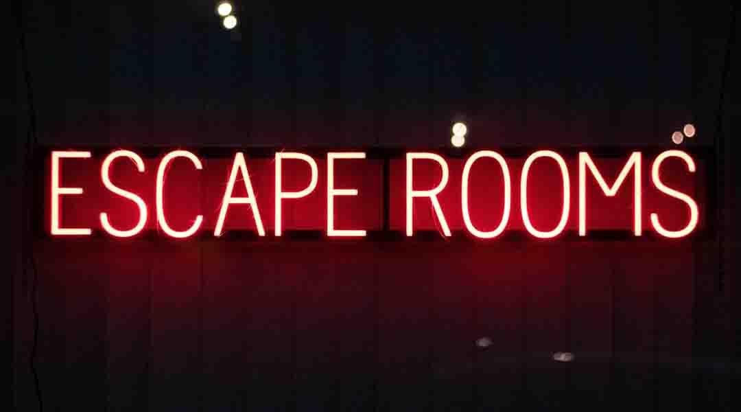 escape room d'un escape game