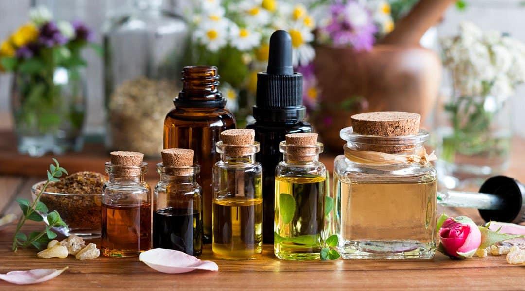 Aromathérapie les huiles essentielles anti stress