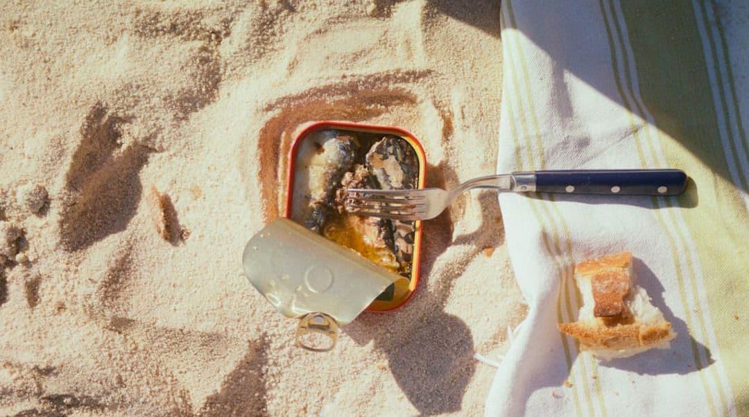 Boites de sardines est un des aliments riches en calcium