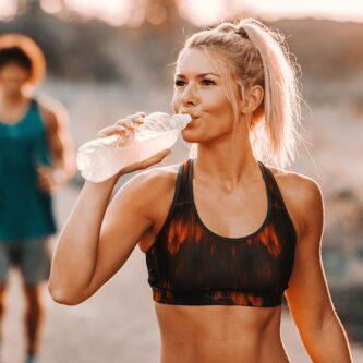 Comment faire du sport en été en toute décontraction?