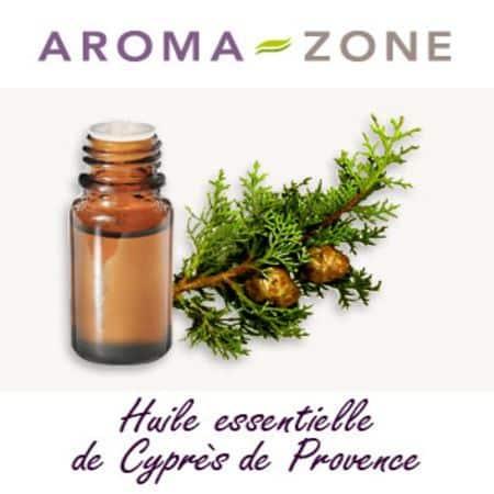 Huile essentielle de cyprès, AROMA ZONE