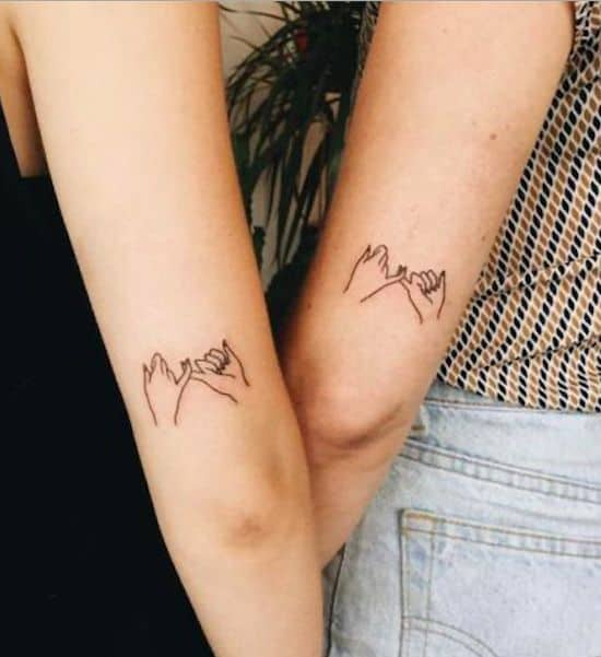 Le tatouage sur le bras