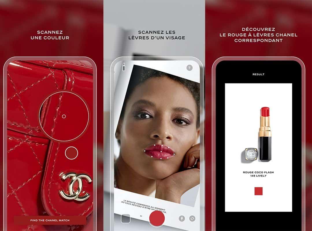 Lipscanner de Chanel