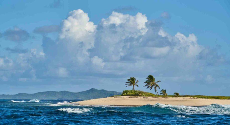 plage de la Martinique